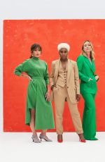 ZAZIE BEETZ, CYNTHIA ERIVO, ISABELA MONER, REED MORANO, FLORENCE PUGH and OLIVIA WILDE for Women in Hollywood 2019 - The Edit by Net-a-porter, June 2019