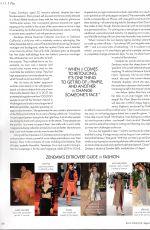 ZENDAYA in Elle Magazine, UK August 2019