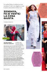 ZENDAYA in Tu Style Magazine, July 2019
