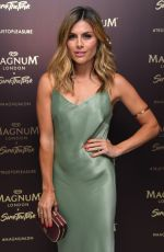 ZOE HARDMAN at Magnum Pleasure Store Launch Party in London 07/10/2019