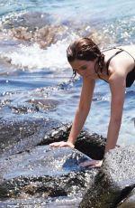 ZOEY DEUTCH in Bikini at a Beach in Ischia 07/17/2019