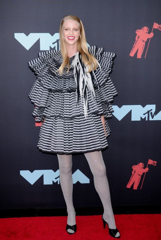ABBY CHAMPION at 2019 MTV Video Music Awards in Newark 08/26/2019