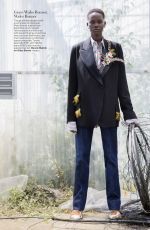 ADUT AKECH in Vogue Magazine, September 2019