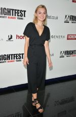 ALANA BODEN at Frightfest at Cineworld Leicester Square in London 08/24/2019