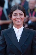 ALESSANDRA MASTRONARDI at An Officer and a Spy Premiere at 2019 Venice Film Festival 08/30/2019