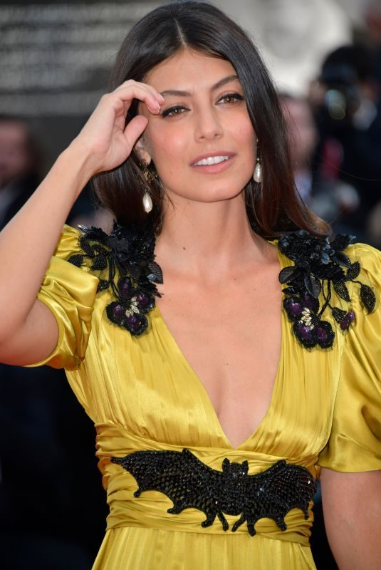 ALESSANDRA MASTRONARDI at Marriage Story Premiere at 2019 Venice Film Festival 08/29/2019