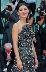 ALESSANDRA MASTRONARDI at The Truth Premiere at 76th Venice Film Festival 08/28/2019
