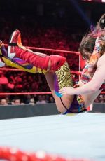ALEXA BLISS and NIKKI CROSS vs. Kabuki Warriors