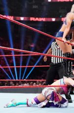 ALEXA BLISS and NIKKI CROSS vs. Kabuki Warriors