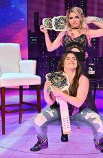 ALEXA BLISS - WWE Smackdown in Sioux Falls 08/20/2019