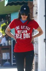 ALEXANDRA DADDARIO and KIMIKO GLENN Out for Lunch in Los Angeles 08/28/2019