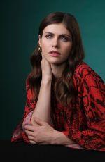 ALEXANDRA DADDARIO - Can You Keep A Secret? Portrait Session 08/28/2019