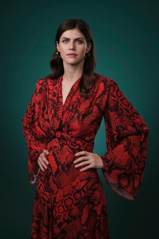 ALEXANDRA DADDARIO – Can You Keep A Secret? Portrait Session 08/28/2019