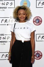 ALEXANDRA MARDELL at Comedy Central Friends Festival VIP Night in Manchester 08/06/2019