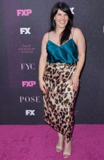 ALEXIS MARTIN at Pose Premiere in Los Angeles 08/09/2019