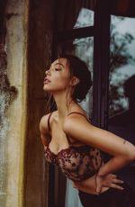 ALEXIS REN for Modeliste Magazine, August 2019