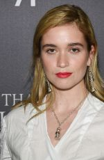 ALICE ENGLERT at Them That Follow Premiere in Los Angeles 07/30/2019