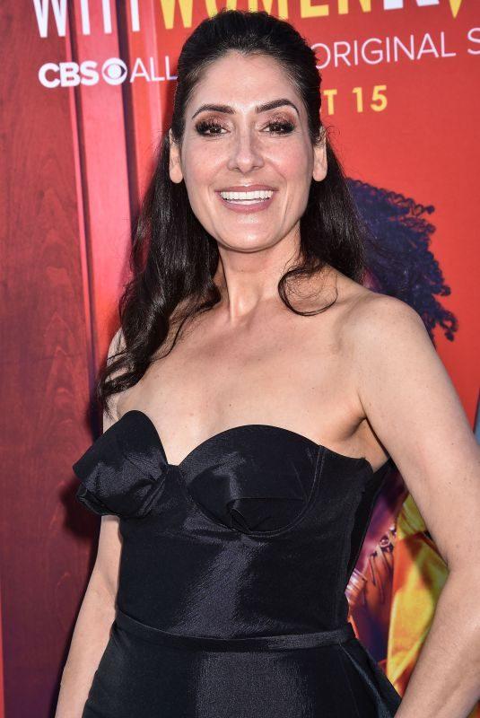 ALICIA COPPOLA at Why Women Kill Premiere in Los Angeles 08/07/2019