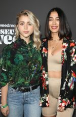 ALICIA NAOMI at Weedmaps Museum of Weed Exclusive Preview Celebration in Hollywood 08/01/2019