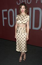 ALISON BRIE and BETTY GILPIN at Sag-aftra Foundation Conversations: Glow in New York 08/13/2019