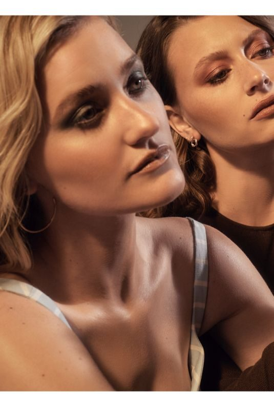 AMANDA AJ and ALYSON ALY MICHALKA for Schon Magazine, May 2019