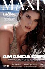 AMANDA CERNY for Maxim Magazine, Mexico August 2019