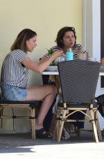 AMANDA CREW Out for Lunch in Studio City 08/06/2019