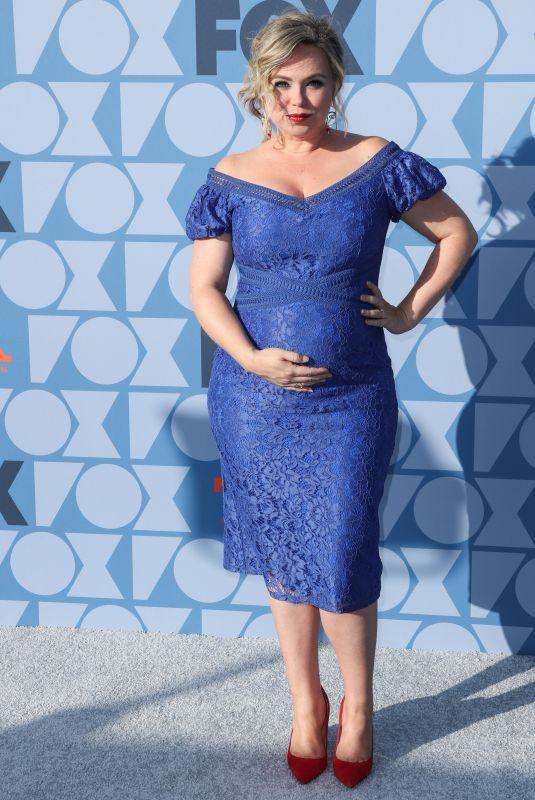 AMANDA FULLER at Fox Summer TCA All-star Party in Beverly Hills 08/07/2019