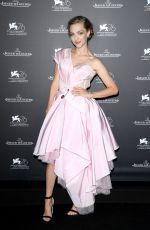 AMANDA SEYFRIED at Jaeger-Lecoultre Gala Dinner at Venice Film Festival 08/30/2019