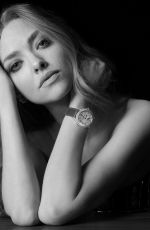 AMANDA SEYFRIED for Dazzling Rendez-vous Night and Day for Jaeger-LeCoultre 2019