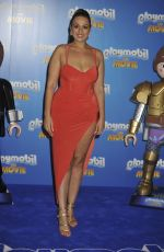 AMEL RACHEDI at Playmobil: The Movie Premiere in London 80/04/2019