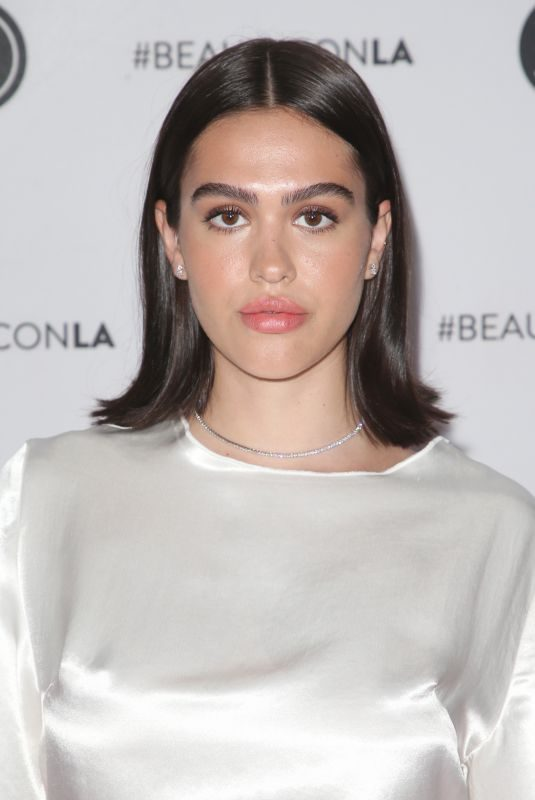 AMELIA HAMLIN at Beautycon Festival 2019 in Los Angeles 08/10/20