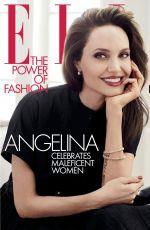 ANGELINA JOLIE for Elle Magazine, September 2019