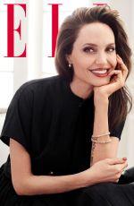 ANGELINA JOLIE in Elle Magazine, September 2019