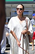 ANGELINA JOLIE Out and About in Los Angeles 08/04/2019