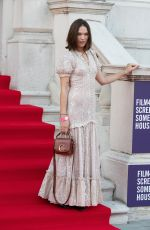 ANNA BREWSTER at Pain and Glory Premiere in London 08/08/2019