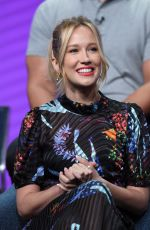 ANNA CAMP at TCA Summer Press Tour 2019 in Beverly Hills 08/08/2019