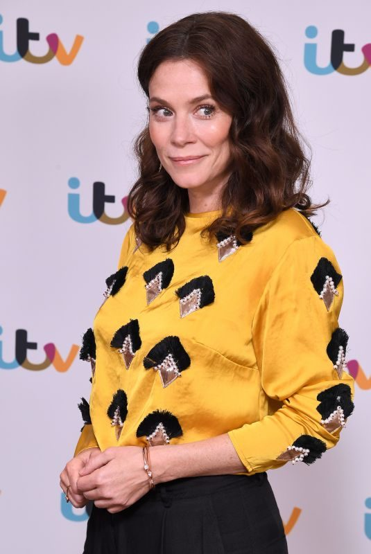 ANNA FRIEL at Deep Water Screening in London 08/01/2019