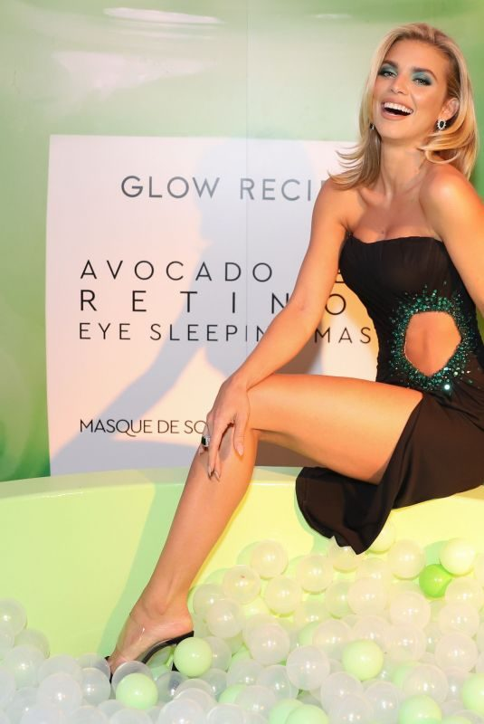 ANNALYNNE MCCORD at Glow Recipe Product Launch in Los Angeles 08/14/2019