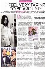 ANNE HATHAWAY in OK! Magazine, August 2019