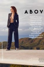 ANNE HATHAWAY in Shape Magazine, Singapore August/September 2019