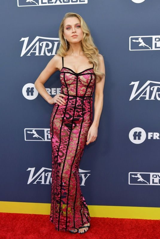 ANNE WINTERS at Variety's Power of Young Hollywood in Los Angeles 08/06/2019