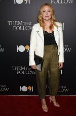 ANNIE TEDESCO at Them That Follow Premiere in Los Angeles 07/30/2019