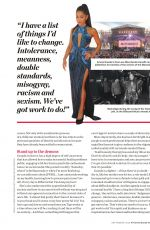 ARIANA GRANDE in Psychologies Magazine, UK September 2019