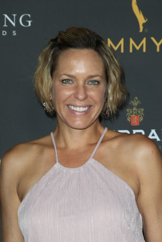 ARIANNE ZUCKER at 2019 Daytime Programming Peer Group Celebration in Hollywood 08/28/2019