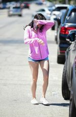 ARIEL WINTER Out Shopping in Studio City 08/25/2019