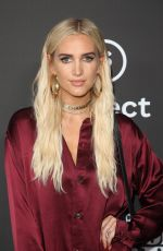 ASHLEE SIMPSON at Weedmaps Museum of Weed Exclusive Preview Celebration in Hollywood 08/01/2019