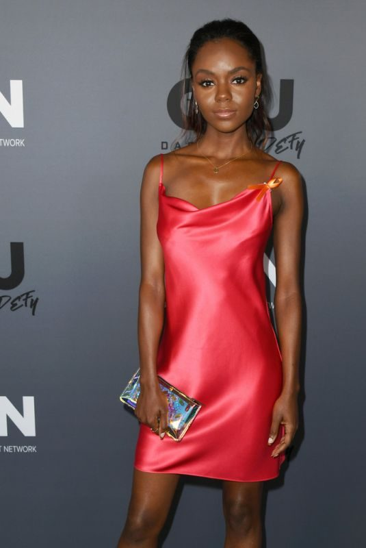 ASHLEIGH MURRAY at CW Summer 2019 TCA Party in Beverly Hills 08/04/2019