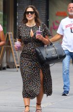 ASHLEY GRAHAM Out and About in New York 07/31/2019