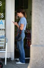 ASHLEY GREENE Out for Lunch in Studio City 08/08/2019